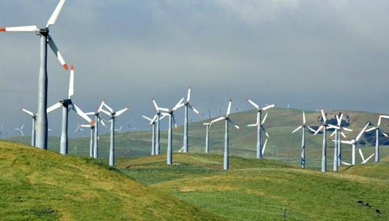 cleantech renewable energy wind farm wikicommons