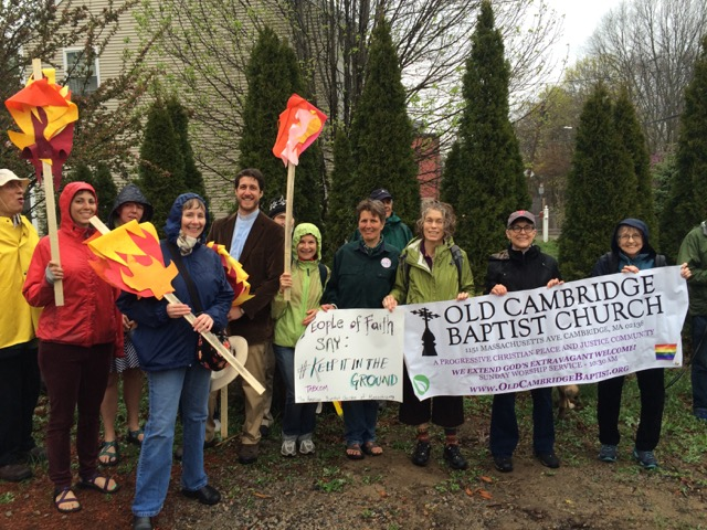 Old Cambridge Baptist Church ecojustice group, image via allianceofbaptists.org