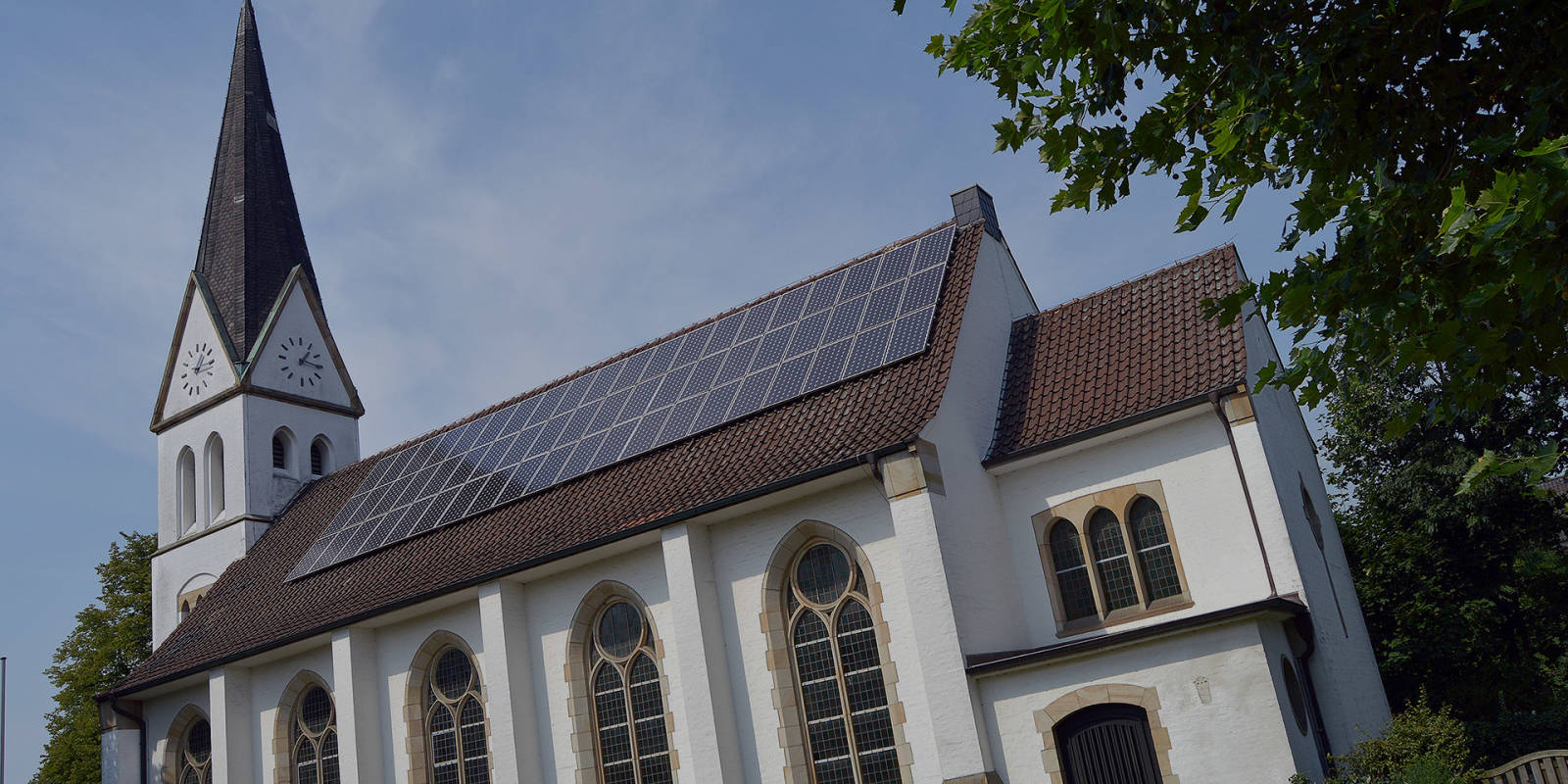 Solar Power for Churches - Credit: InterfaithPowerandLight.org